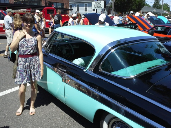 Cesca's Post About Greenwood Car Show Seattle 2013