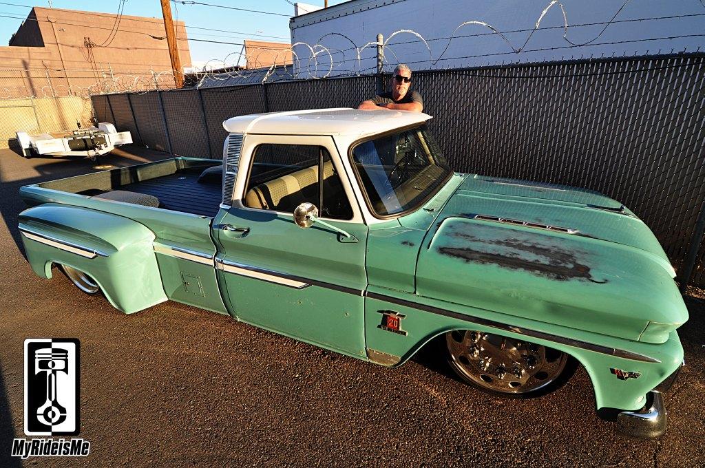 1964 chevy truck hood
