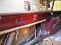 1963 Falcon Wagon - Interior Paint Repair