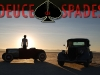 Hot rods at El Mirage