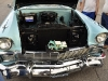 1956 Bel Air engine bay shot