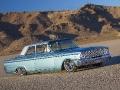 63 Fairlane 60s style custom