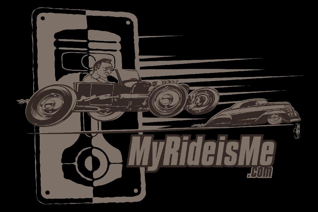MyRideisMe.com Online Magazine and Community