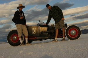 Hechtspeed & Pikesan at Bonneville Speed Week 2009