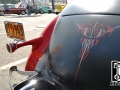 Custom Pinstriping from 2012 LA Roadster Show
