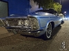 Cool blue custom Buick Riviera