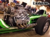 Vintage front engine dragster
