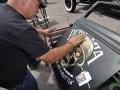 2011 Viva Las Vegas Car Show Pinstriping