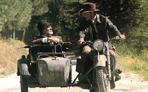 Indiana Jones BMW