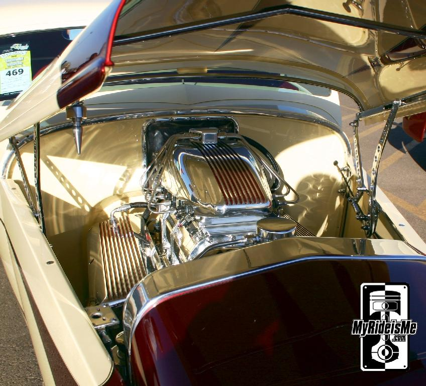 America's Most Beautiful roadster contending Hot Rod