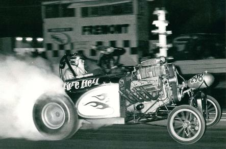 Pure Hell Fuel Altered Dale Emery Driving