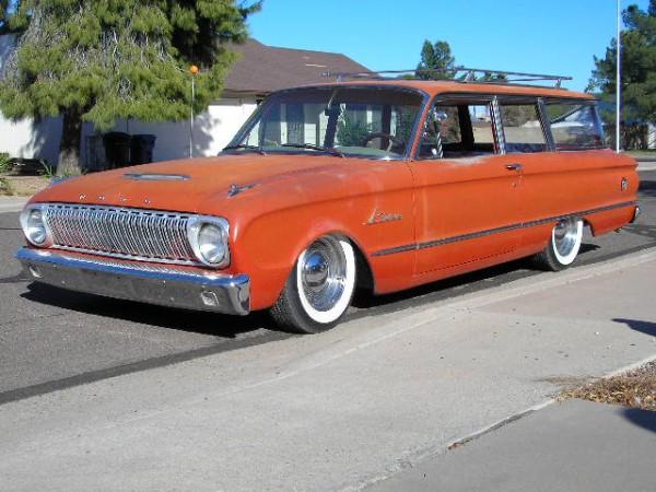 62 deluxe wagon