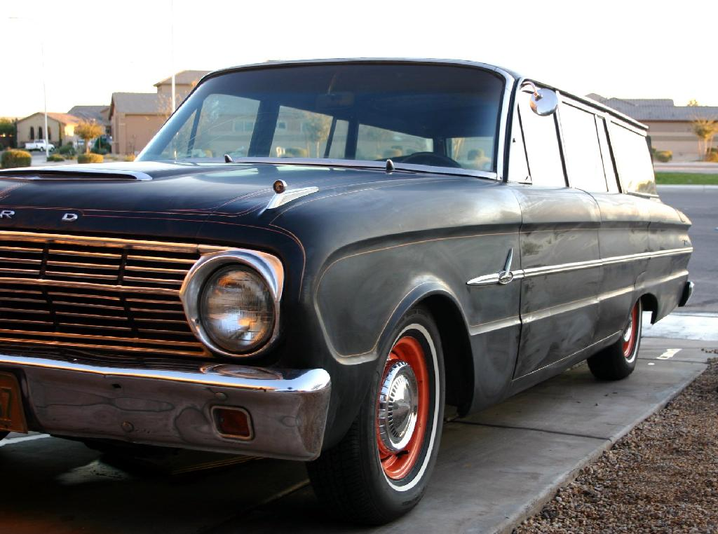 63 Falcon Wagon