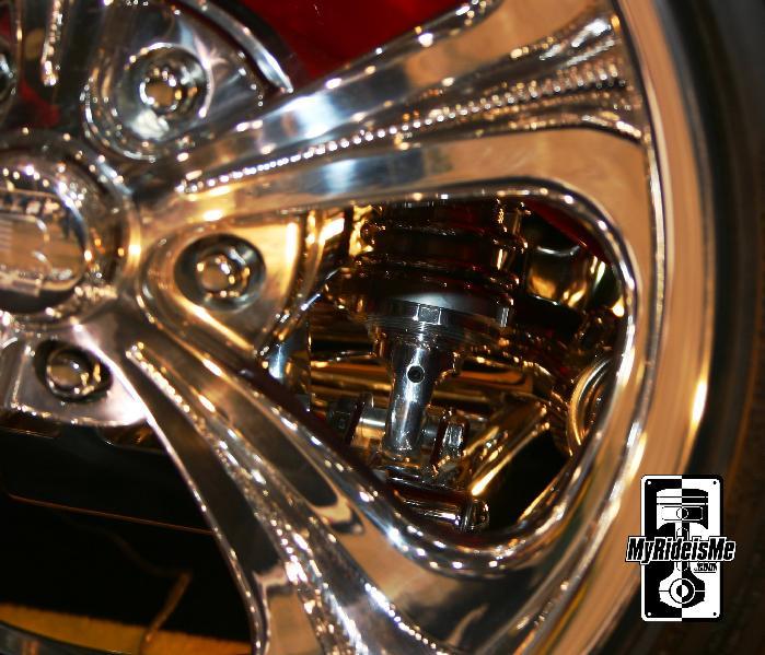 Corvette detail GNRS