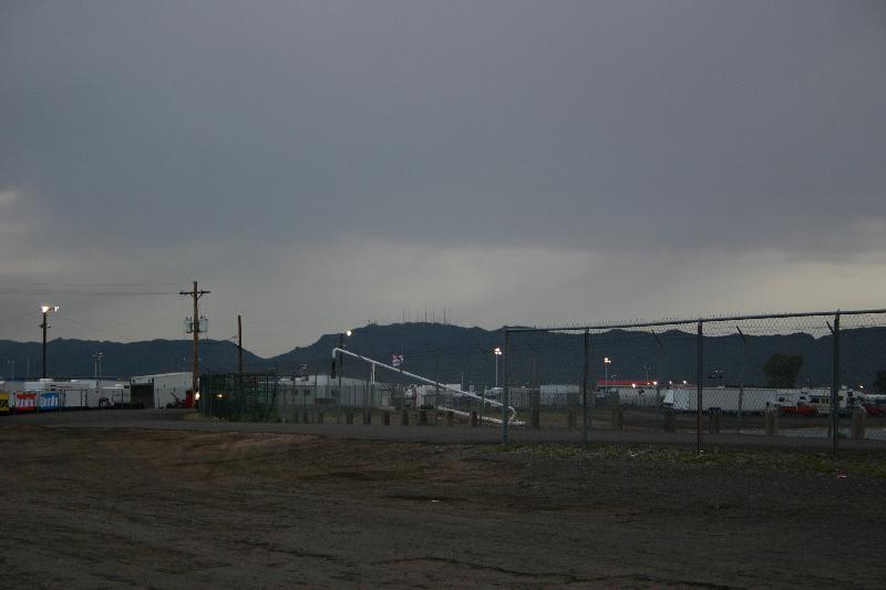 Raining Firebird Raceway