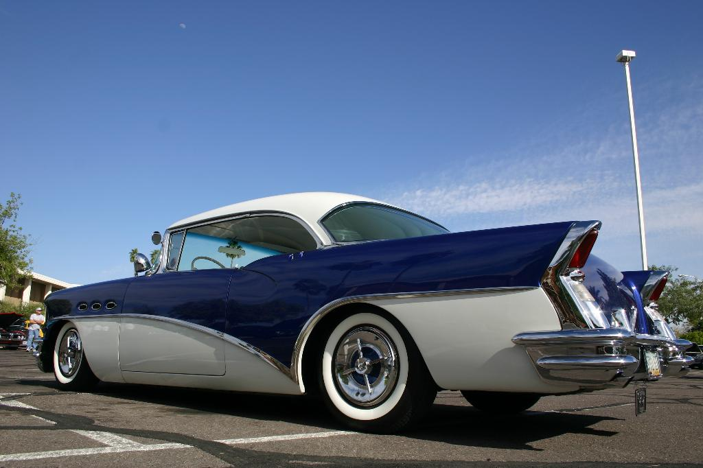 1956 Buick Special Custom