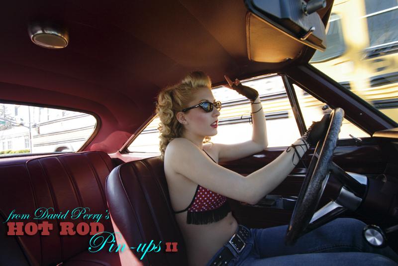 Hot Rod Pinups II - Book Preview | MyRideisMe.com
