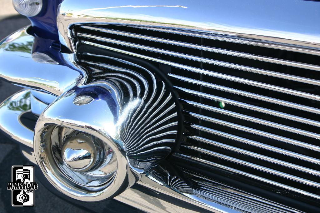 1956 Buick Special, Custom grill, custom buick
