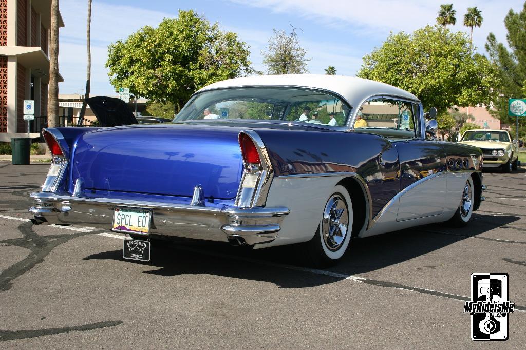 1956 Buick Special, Custom Buick, custom car