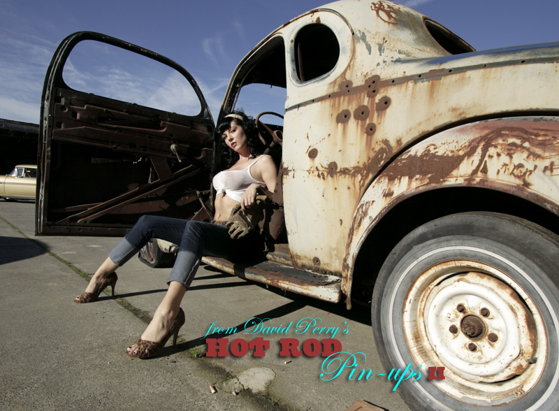 Hot Rod Pinups is the Real Deal. Real cars, real life style and real ladies.