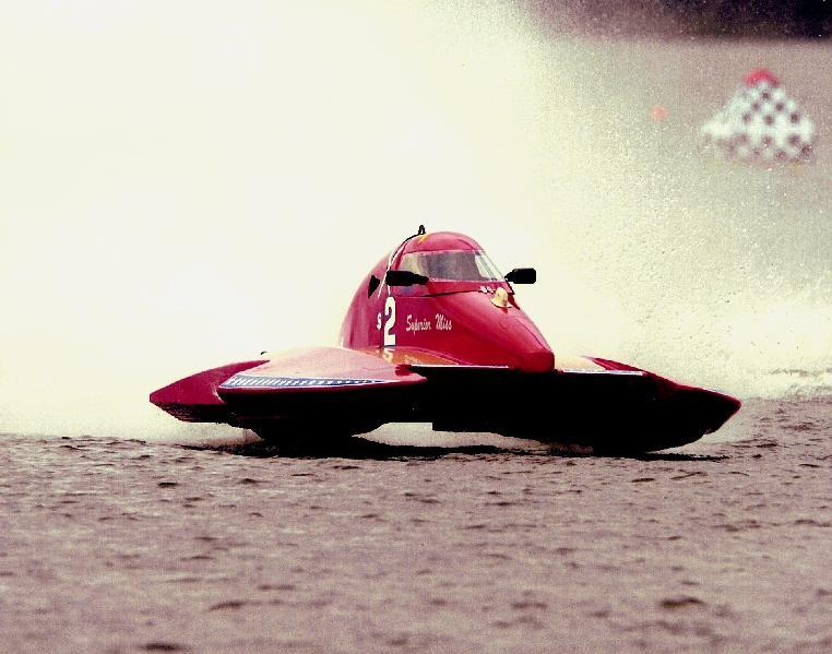 2.3L Pinto Powered Hydroplane