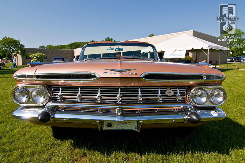 Richard Chappell's 1959 Chevrolet Impala 2-Door Convertible