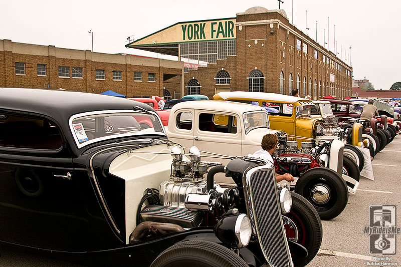 York NSRA Nationals MyRideisMecom - Classic car show york