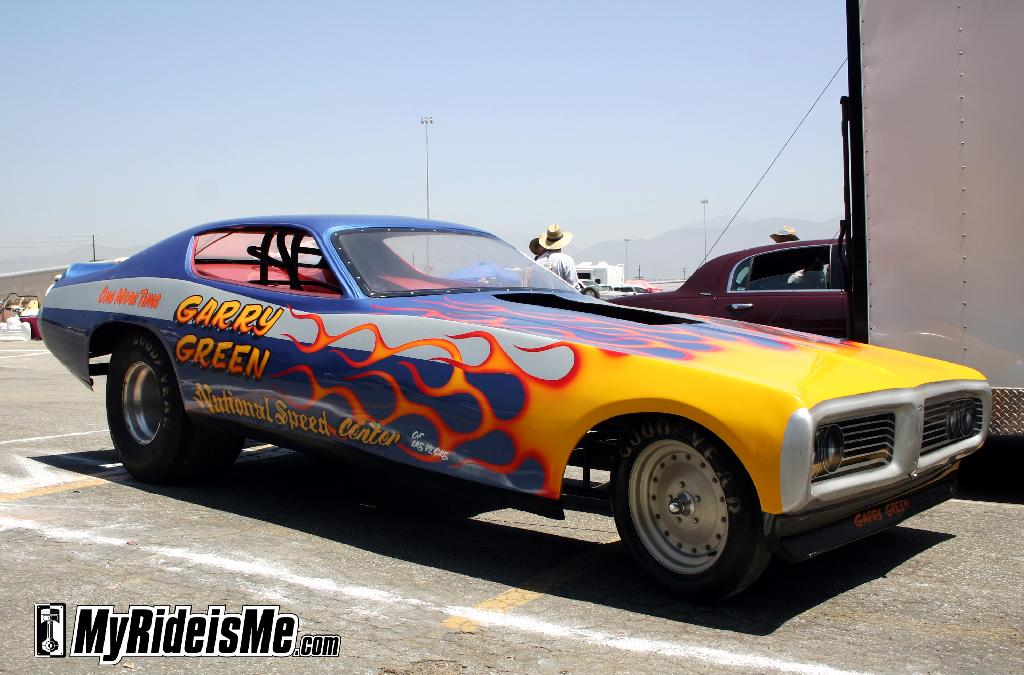 Nostalgia funny car for sale; Garry Green