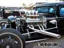 Nailhead hot rod at the LA Roadster show