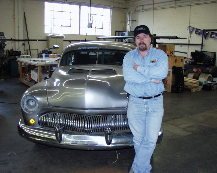 Used Mustang Parts >> Eddie Paul: Learning Sheet Metal Fabrication from a Master ...