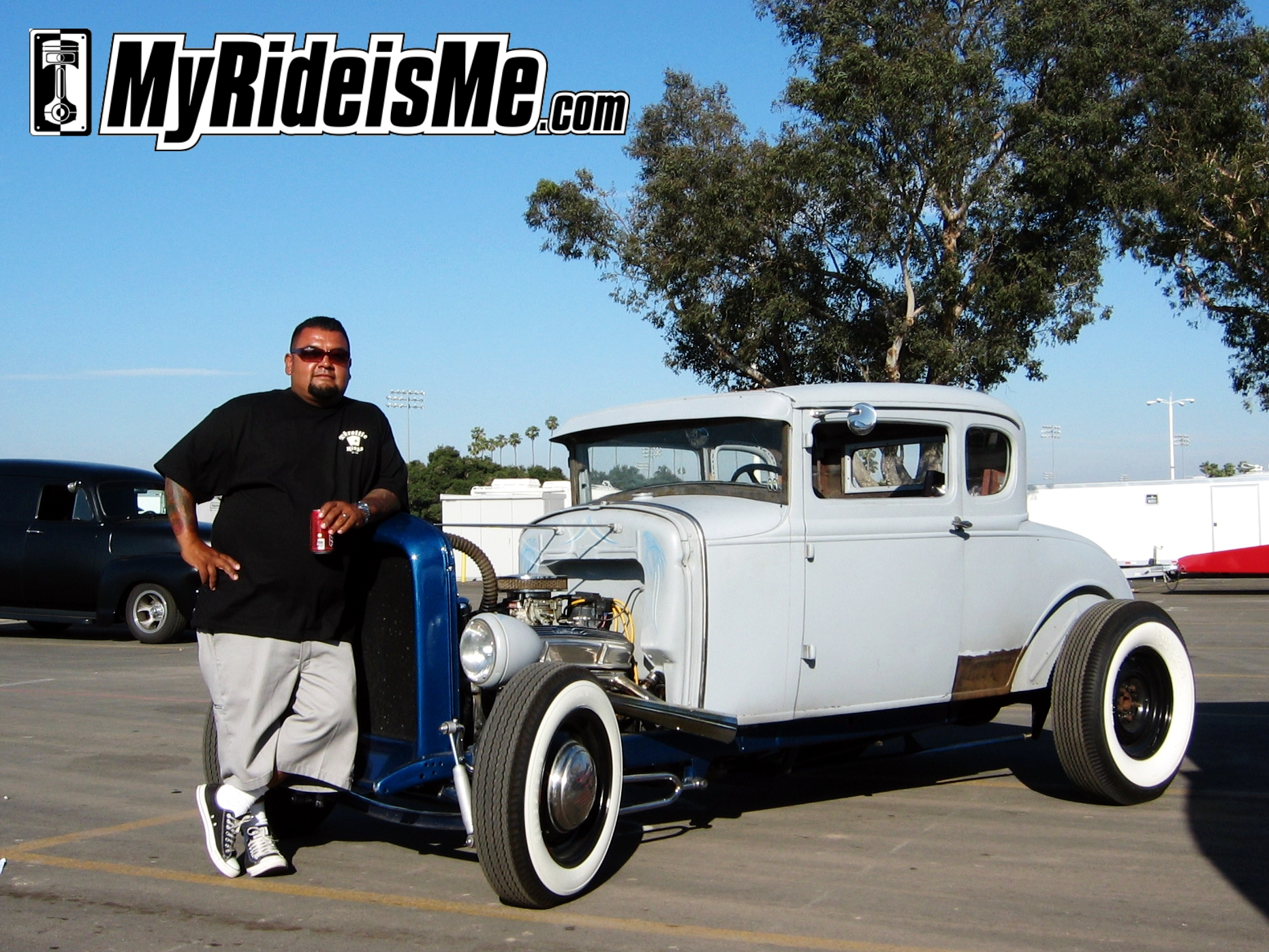 Victor's 30 Ford Coupe Hot Rod
