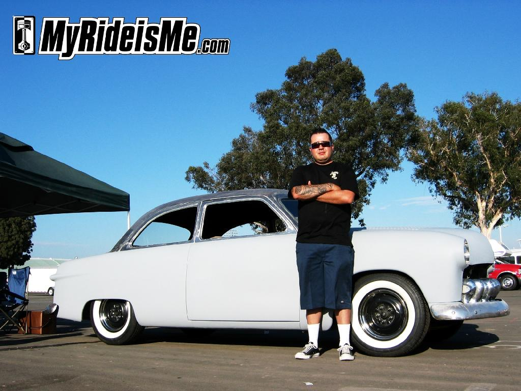 1950 Ford sedan, custom 1950 ford, ford custom