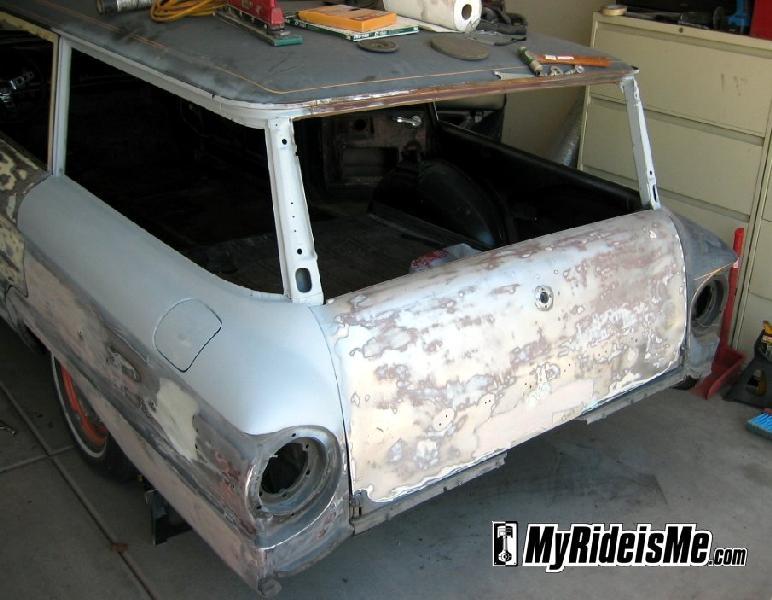 Ford Falcon, Ford falcon wagon, Ford falcon station wagon, 1963 Ford falcon wagon tailgate