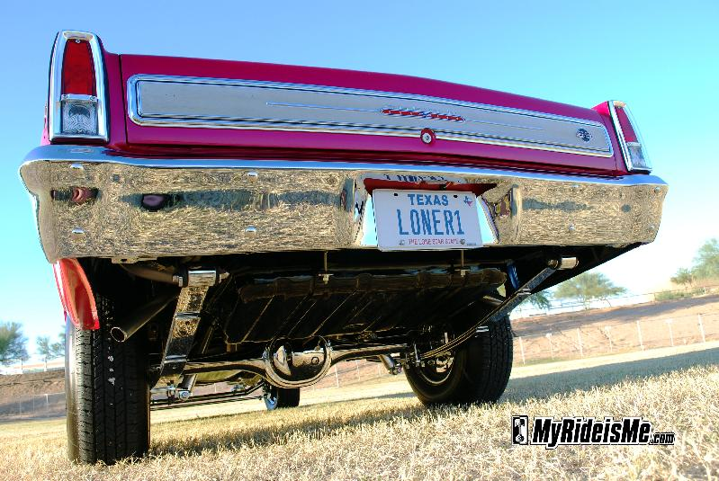 1966 Chevy II Super Sport Gasser show car