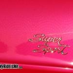 Bob Starks' 1966 Chevy II Super Sport gasser