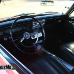 Chevy II Super Sport interior picture