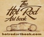 How to draw hot rods book
