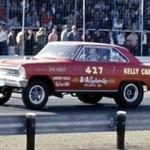 Kelly Chadwick's 65 Super Sport Gasser
