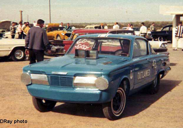 The first Hemi Powered AF/X car?