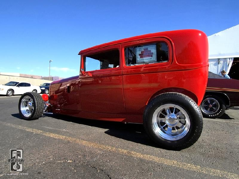 1929 Chip Foose built Ford Sedan