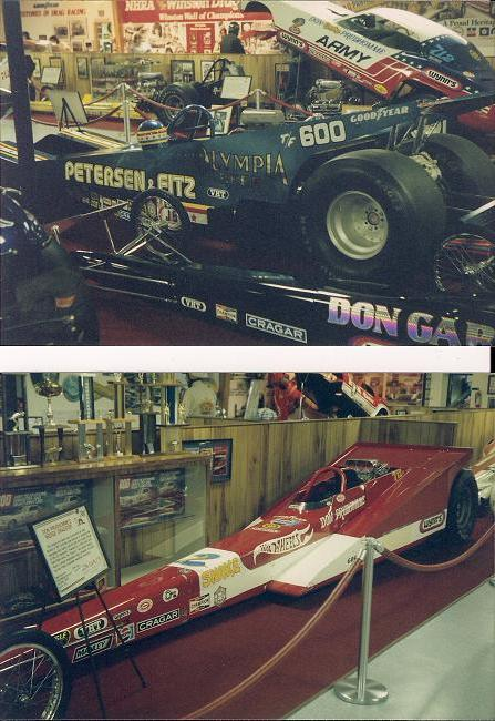 Don Garlits Drag racing Museum