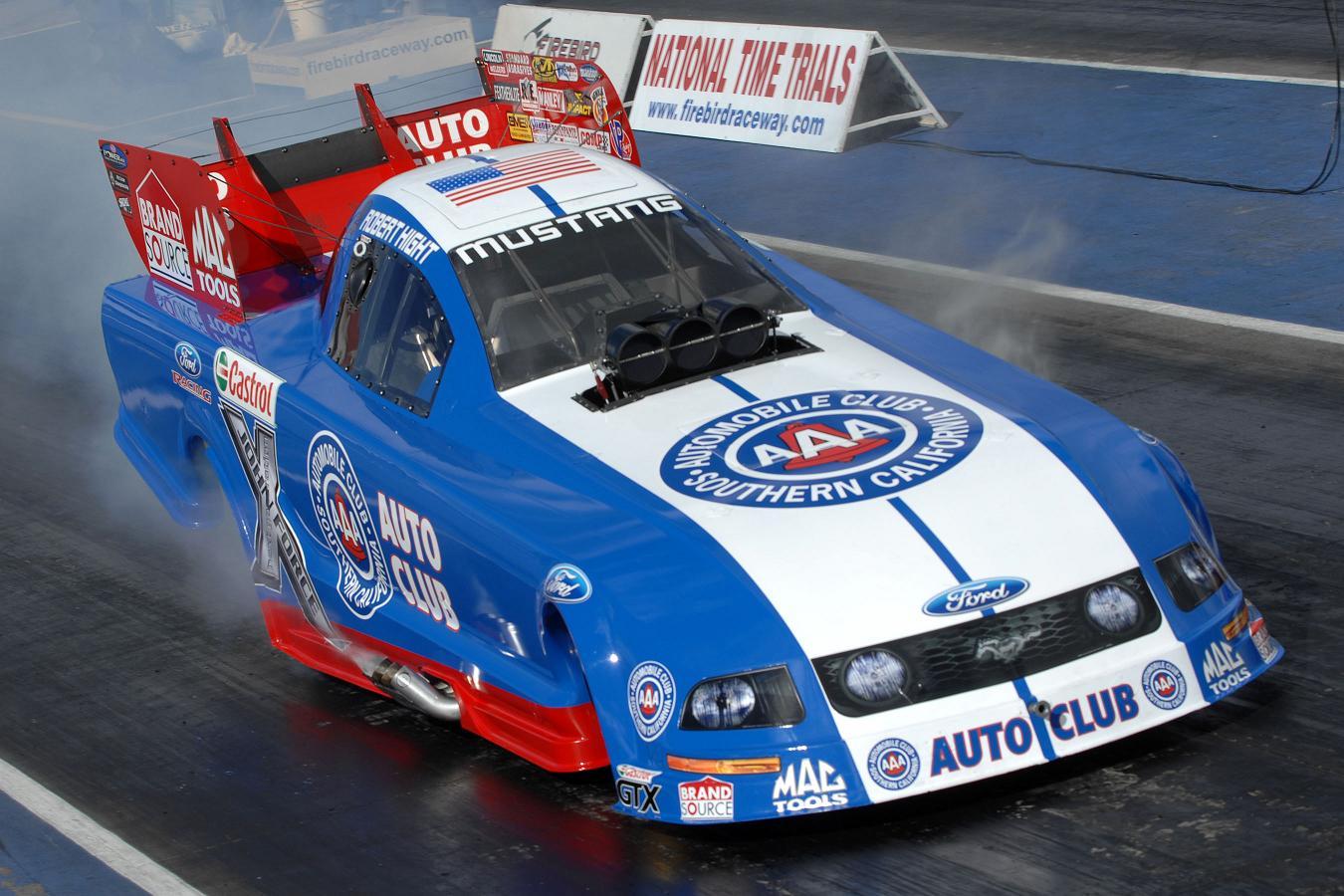 Ford Drag Racing news: Hight