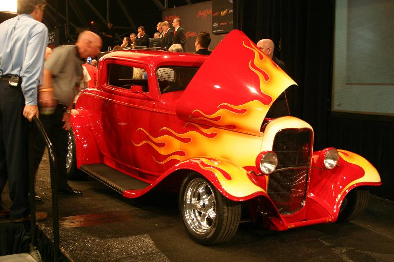 Boyd Coddington built 1932 Ford 3 window coupe