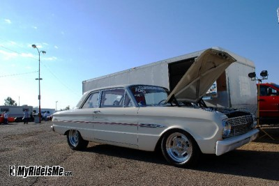 Ford Falcon: Turbo Ford six cylinder