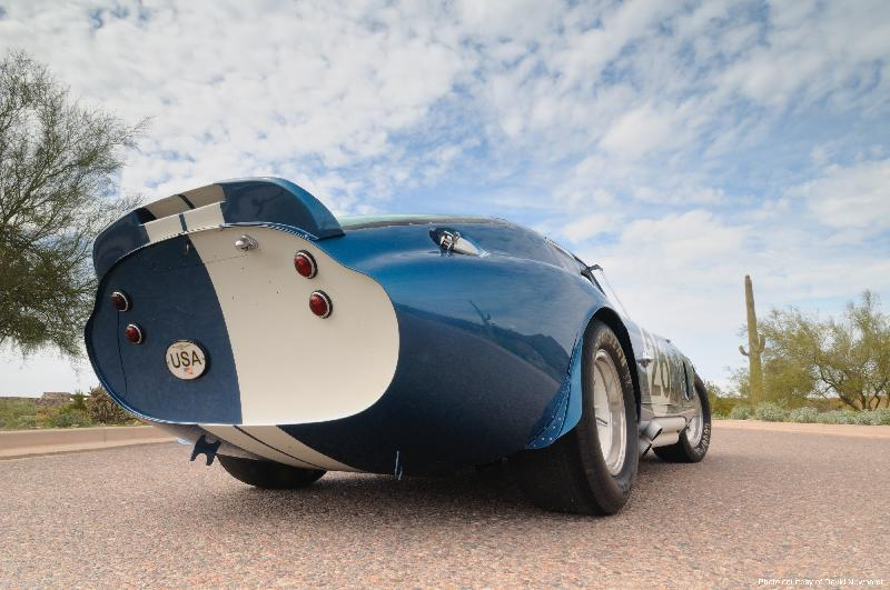 The infamous shelby-daytona-cobra-coupe