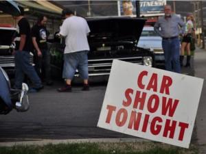 Layton Utah Burger Stop Car Show April MyRideisMecom - Jc hackett car show calendar