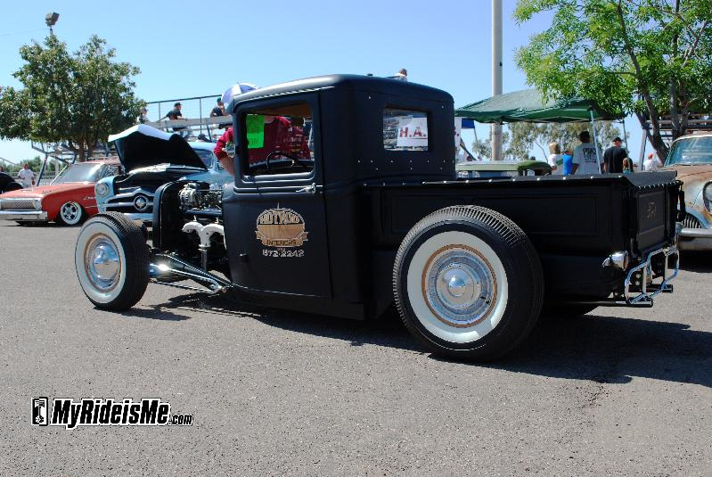 Hot Rods, hot rod pickup, 1932 Ford pickup