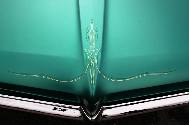 pinstriping, pinstriping design, custom car pinstriping