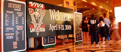 Viva Las Vegas 12 Welcome