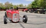 Volk Bros '29 Roadster at local Car Show
